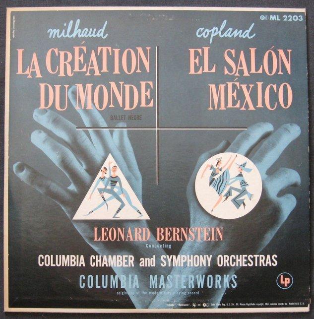 Go classic for Aaron copland el salon mexico